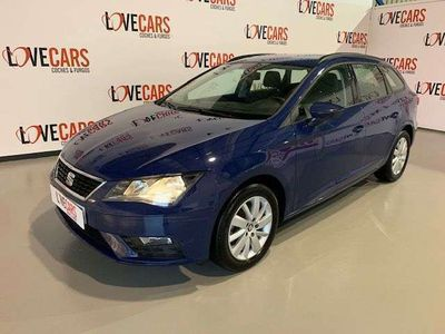 usado Seat Leon ST 1.6TDI CR S&S Reference Advanced 115