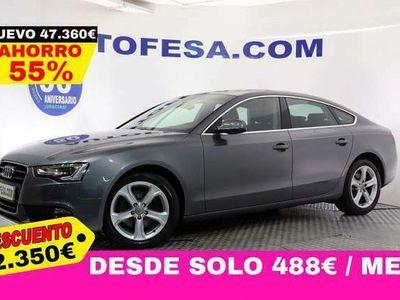 usado Audi A5 Sportback 2.0 TDI 190cv quattro Advance 5p S tronic # TECHO, BIXENON, PARKTRONIC