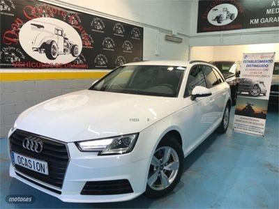 brugt Audi A4 Avant 2.0 TDI 110kW150CV