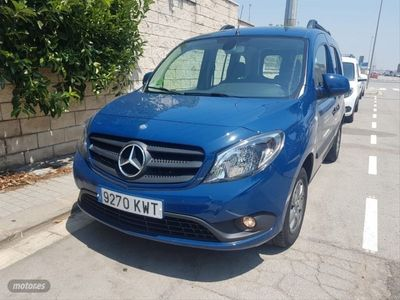usado Mercedes Citan 111 CDI Tourer Plus Largo