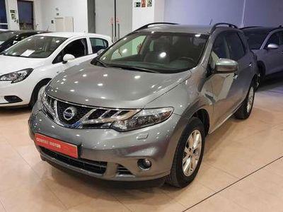 usado Nissan Murano 2.5dCi Tekna Premium Aut.