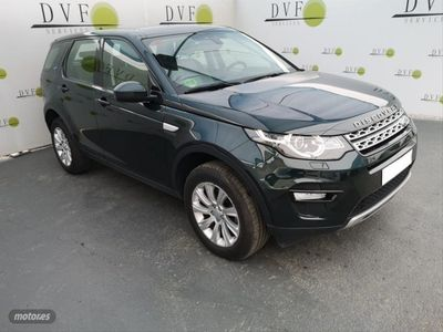 usado Land Rover Discovery 2.0L TD4 180CV Auto 4x4 HSE