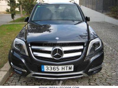 usado Mercedes GLK220 Clase GlkCdi 4m Blue Efficiency 5p. -13