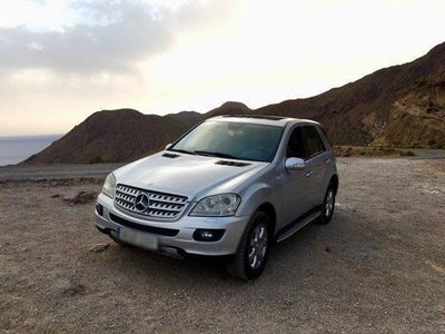 usado Mercedes ML350