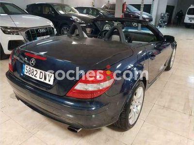 usado Mercedes SLK200 Clase