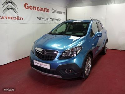 usado Opel Mokka 1.6 CDTi 4X4 SS Excellence