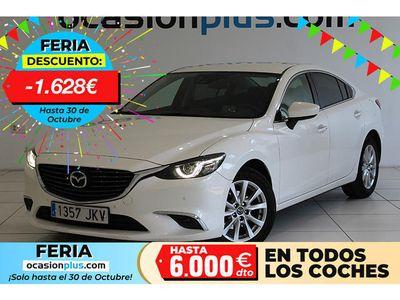 usado Mazda 6 2.2 DE Luxury (175 CV)