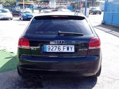 usado Audi A3 2.0 Tdi Ambition Dpf 3p. -07