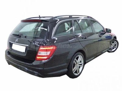 usado Mercedes C200 Clase CCdi Estate 5p. -13