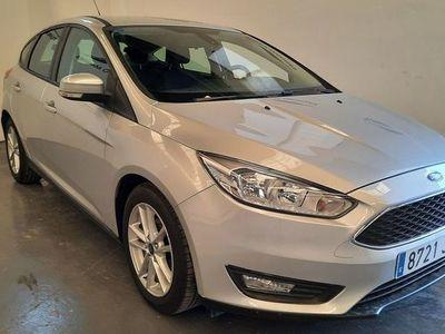 usado Ford Focus 1.5 TDCi E6 120cv Trend+