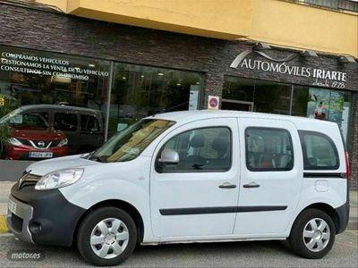 usado Renault Kangoo Combi 1.5dci En. Emotion N1 80kw 110 cv en Navarra