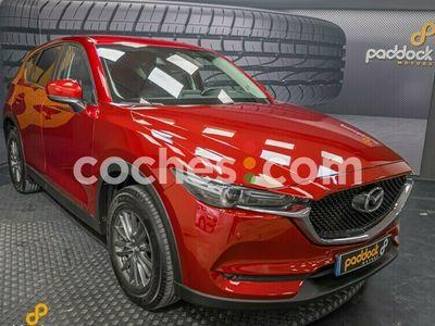 usado Mazda CX-5 Cx-52.2 Skyactiv-d Evolution 2wd Aut. 110kw 150 cv en Valencia