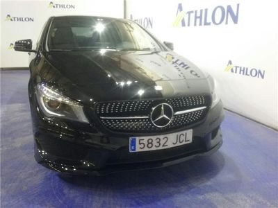 usado Mercedes CLA200 CDI AMG Line