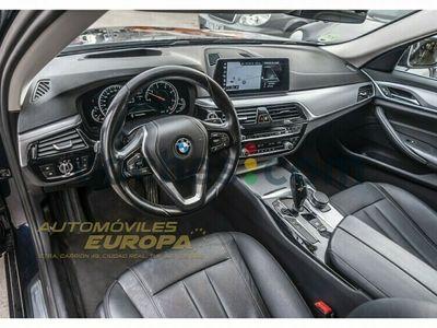 usado BMW 530 Serie 5 da Xdrive 265 cv en Ciudad Real