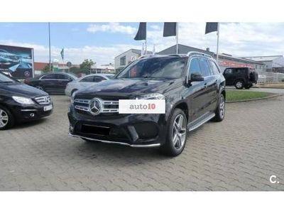 usado Mercedes GLS350 Clase GLSd 4MATIC