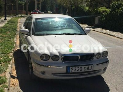 usado Jaguar X-type X-type2.5 V6 Executive 196 cv en Granada