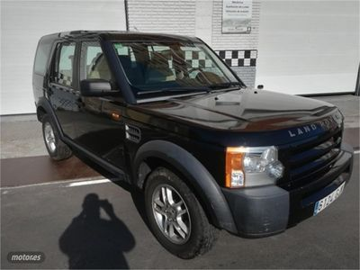 gebraucht Land Rover Discovery 2.7 TDV6 S