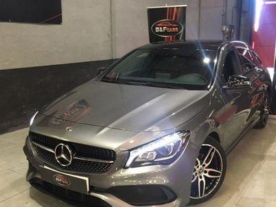 usado Mercedes CLA200 Shooting Brake Clase7G-DCT