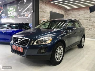 brugt Volvo XC60 D5 AWD Momentum Auto