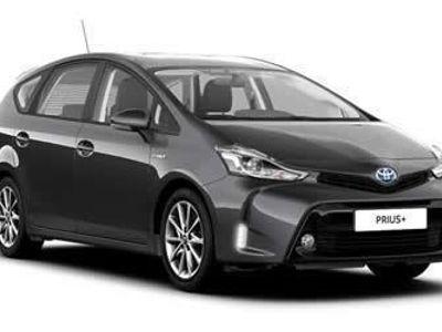 usado Toyota Prius+ 1.8 Eco