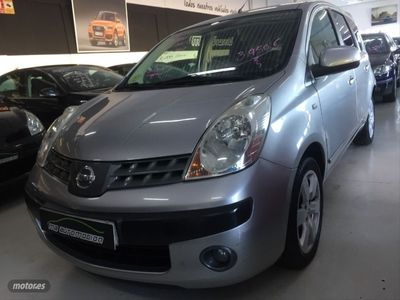 usado Nissan Note 5p. 1.5dCi70 VISIA