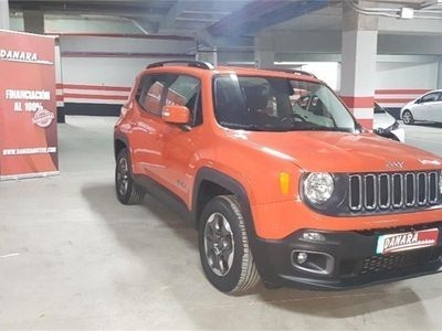 brugt Jeep Renegade 1.4 MAIR 140 HP DDCT Longitude FWD E6