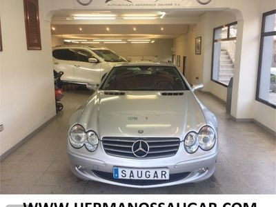 second-hand Mercedes SL350 SL