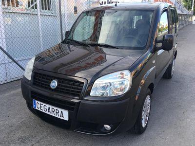 gebraucht Fiat Doblò Combi 1.9Mjt Active