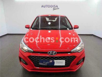 usado Hyundai i20 I201.2 Mpi Essence 75 cv en Valencia