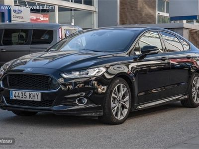 brugt Ford Mondeo 2.0TDCI ST-Line AWD 150