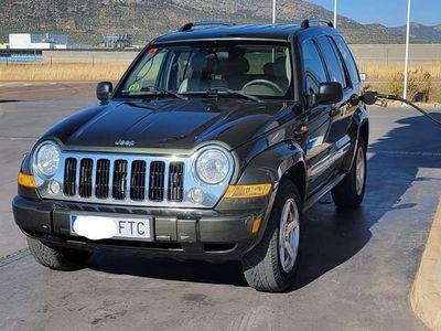 usado Jeep Cherokee 2.8CRD Limited Aut.