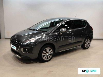 usado Peugeot 3008 1.6 BlueHDI 120 FAP Style 5p