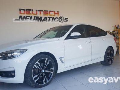 usado BMW 320 serie 3 gt d turismo sport diesel