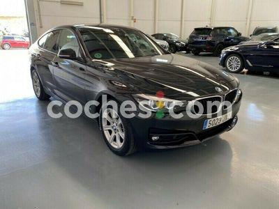 usado BMW 318 Gran Turismo Serie 3 d (4.75) 150 cv en Madrid