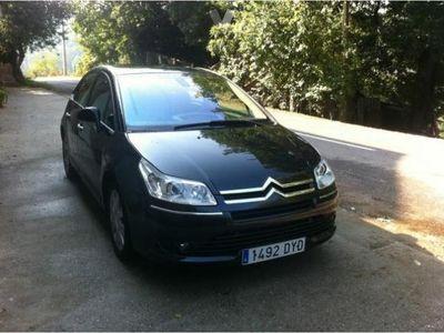 usado Citroën C4 1.6 HDi 110 Exclusive -06