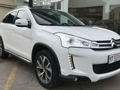 usado Citroën C4 Aircross 1.6HDI S&S Exclusive Plus 4WD 115