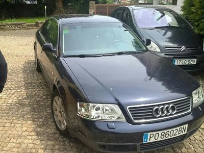 usado Audi A6 2.4 Tiptronic