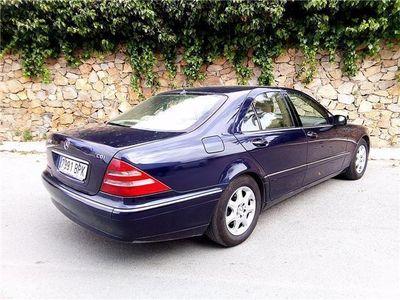 usado Mercedes S320 CDI Ocasión a Profesional Murcia