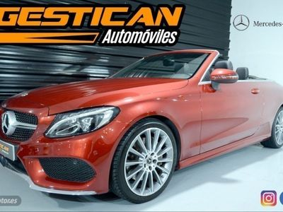 usado Mercedes 300 Clase C C Cabrio