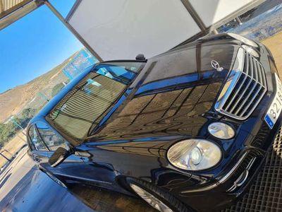 usado Mercedes E320 CDI 4Matic Automatik Avantgarde DPF