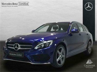 usado Mercedes C220 Avantgarde Estate