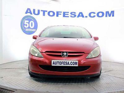 usado Peugeot 307 CC 2.0 180cv Sport 2p del 2004