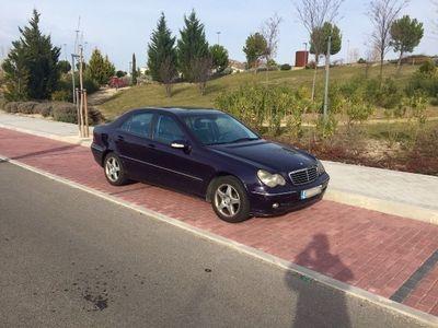 gebraucht Mercedes C320 Avantgarde