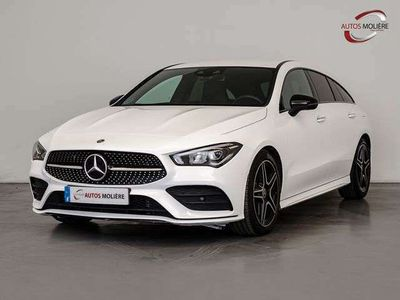 usado Mercedes CLA200 Shooting Brake Clase7G-DCT