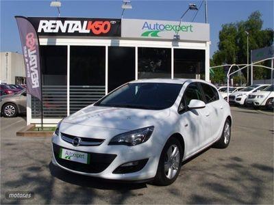 used Opel Astra 2.0 CDTi SS 165 CV Excellence llanta 17