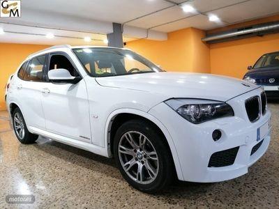 usado BMW X1 20 d Auto xDrive 177cv 5 Plazas 5p