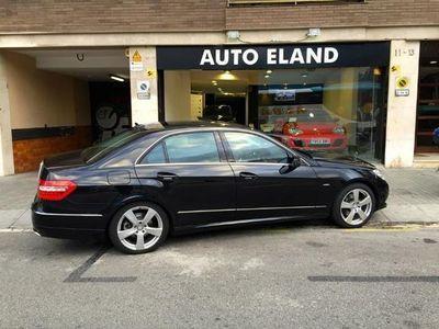 usado Mercedes 350 Clase E CLASECDI