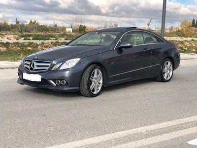 gebraucht Mercedes E350 Coupé CDI BE Aut.