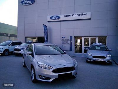 usado Ford Focus 1.6 TI-VCT Trend+ Powershift