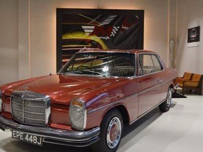 usado Mercedes 250 año 1970 80000 KM